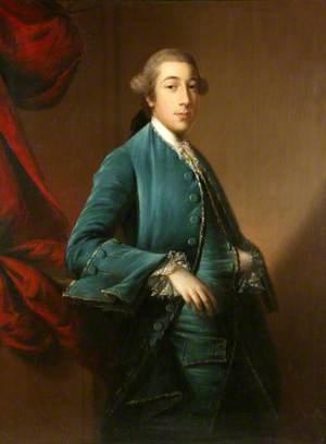 Thomas Carill Worsley of Platt