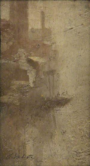 Study for the Irwell