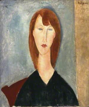 Portrait of an Unknown Model