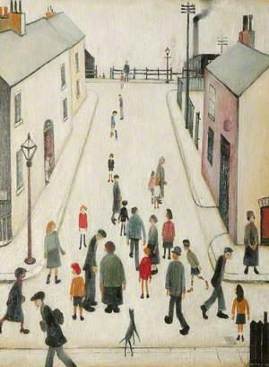 Street in Pendelbury