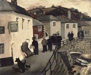 'Ship Inn', Mousehole