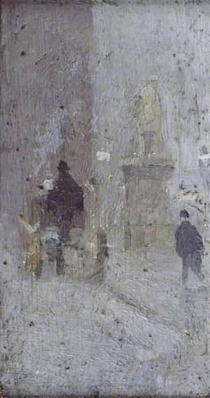 Study for 'Albert Square'