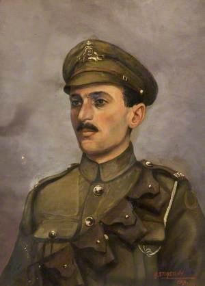 Gunner Elias Harris (1881–1968)