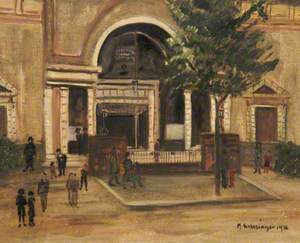 Central Synagogue, Manchester