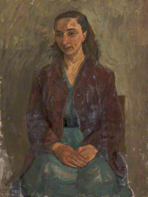 Portrait of an Unknown Lady 4*
