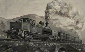 0-6-0+0-6-0 Garratt Locomotive
