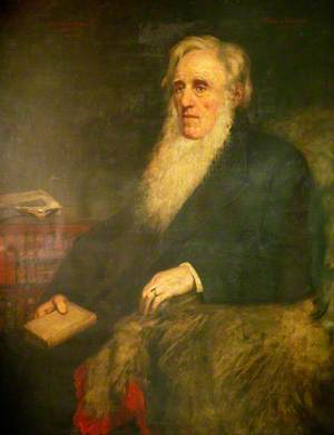 Alderman Sir Thomas Baker (1810–1886), Lord Mayor of Manchester (1880–1881 and 1881–1882)