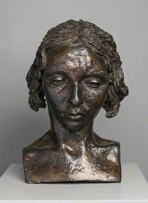 Second Portrait of Oriel Ross (1907–1994)