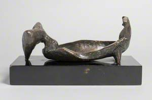 Reclining Figure: Bowl