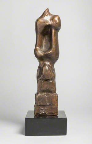 Upright Motive: Maquette No. 12