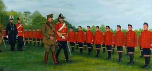 Royal Hibernian Military School Prize Giving Day, 1911