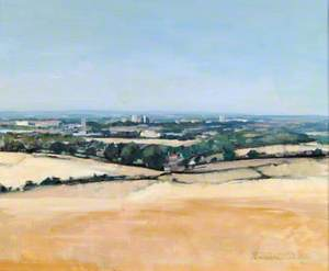View over Farleigh Hill
