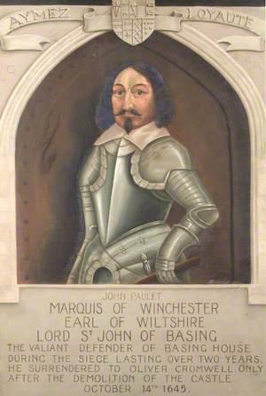 John Paulet, Marquis of Winchester (1598–1675)