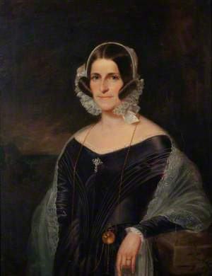 Elizabeth Curtis (1806–1900)