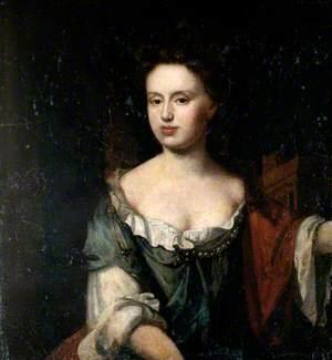 Lady Catherine Shuckburgh of Hinton Ampner, Hampshire