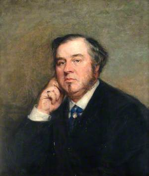 George Sclater Booth, Lord Basing (1826–1894), First Chairman of Hampshire County Council (1889–1894)