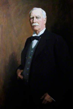 Francis George Baring, Second Earl of Northbrook (1850–1929), Chairman of Hampshire County Council (1907–1927)