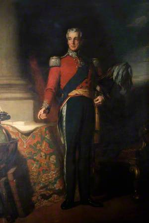 Duke of Wellington, KG, in the Uniform of the Lord Lieutenant of Hampshire