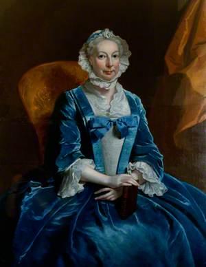 Mrs Iremonger of Wherwell Priory