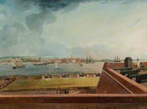 View of Gosport