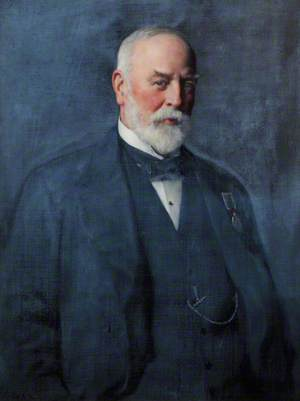 Alderman Sir William Purdie Treloar, Bt (1843–1923)