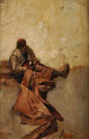 A Balkan Fisherman