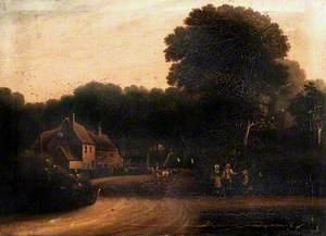 Cottages at Bury Cross, Gosport