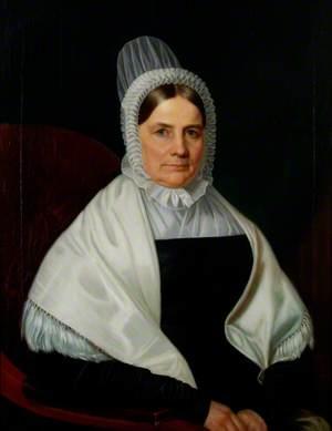 Maria Humphrey of Salisbury, Wiltshire, Wife of Thomas Heath, Mayor of Andover
