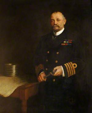 Captain Percy Scott (1853–1924), RN, CVO, CB, LLD