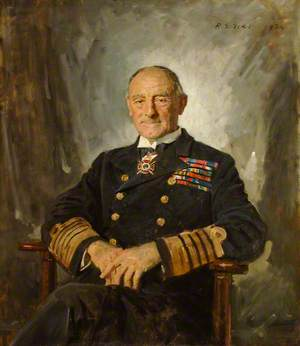 Admiral of the Fleet Earl Jellicoe, OM, GCB, GCVO (1859–1935)