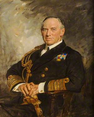 Admiral of the Fleet Lord Chatfield, PC, GCB, QM, KCMG, CVO, DCL Oxon, LLD Camb, DL (1873–1967)