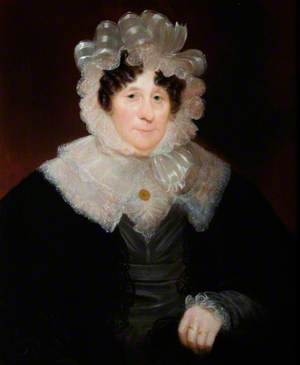 Susannah Sackree, Nursemaid to Edward Knight's Family at Godmersham Park