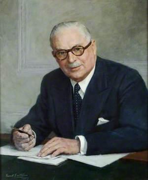 John W. Howlett, Founder of Wellworthy and Company, Lymington