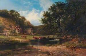 Cotehele Mill on the Tamar