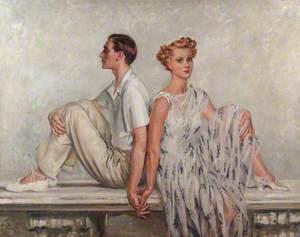 Mr and Mrs John V. Templeton