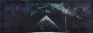 Pyramid Peak, Jernatt