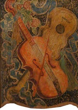 Scene from the Strachey Gramophone