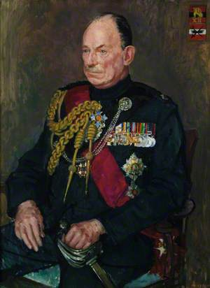 General Sir Montagu Stopford, GCB, KBE, DSO, MC