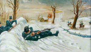 Rifleman Tom Plunkett
