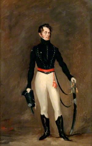 Captain Isaac R. D'Arcy