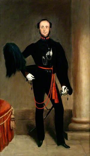 Lieutenant Edward Welch Eversley