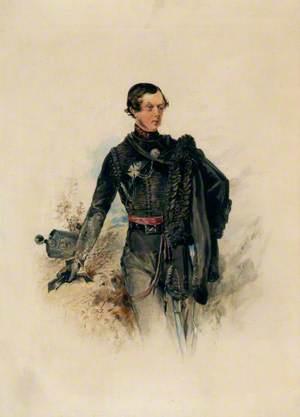 Captain Francis Charteris Fletcher