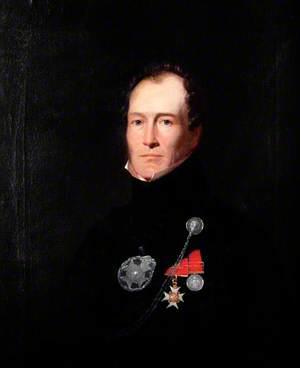 Lieutenant Colonel James Fullerton (d.1834)