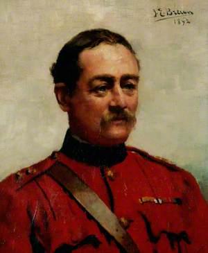 Lieutenant Colonel Hutton