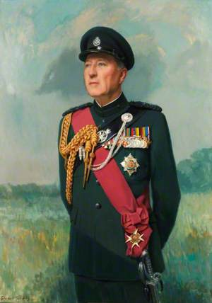 General Sir David Lathbury, GCB, DSO, MBE (1906–1978)