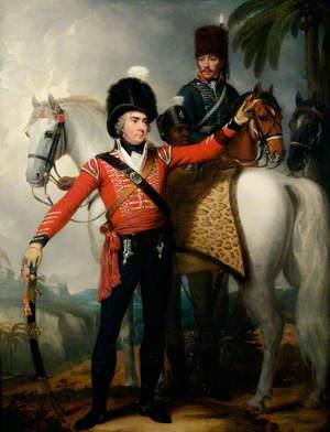 Major General Coote Manningham (1765–1809)