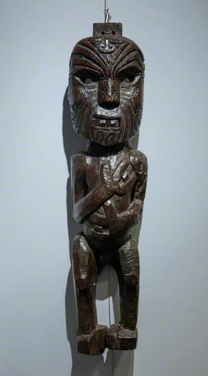 Māori Figure