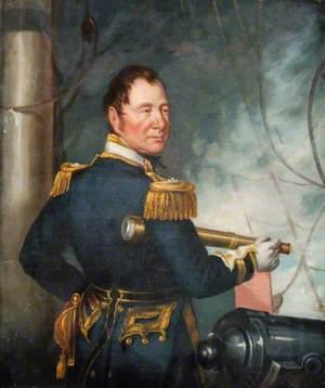 Captain Edward Johnston