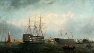 HMS 'Victory'