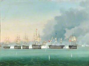 The Bombardment of Acre, 3 November 1840